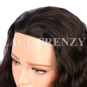 Brazilian Virgin Hair - Kosher Band falls Wig