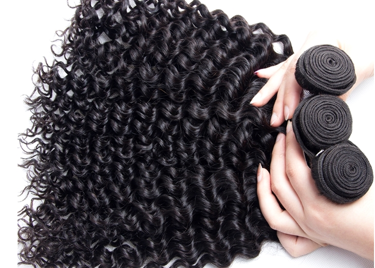 Layered Bundle Weft Hair Extensions