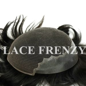 6 X 9 Inches - European Virgin Hair - Men Toupee