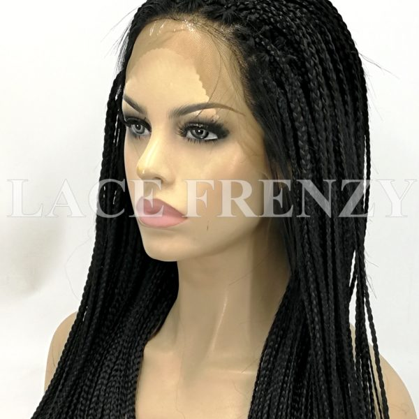 4c6abbba633 ... Misty - 22 Inches - Box Braids - Lace Front Wig ...