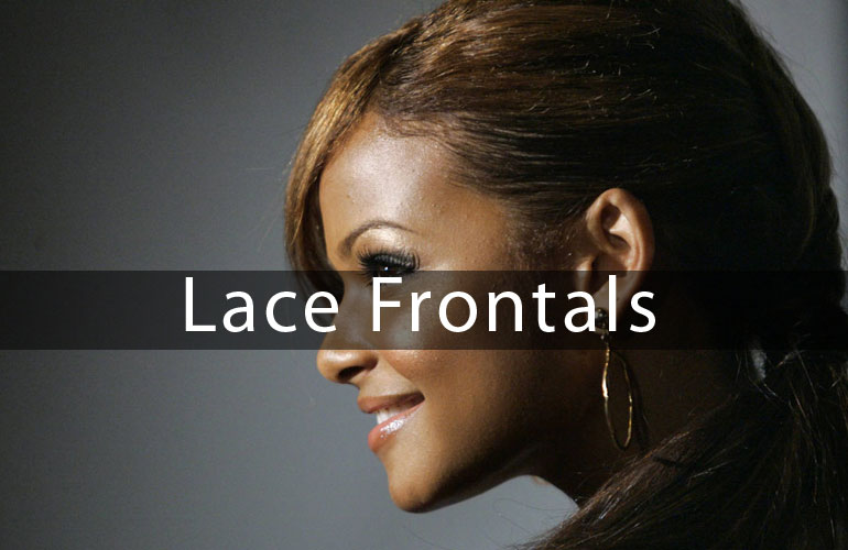 Lace Frontals & Top Closures