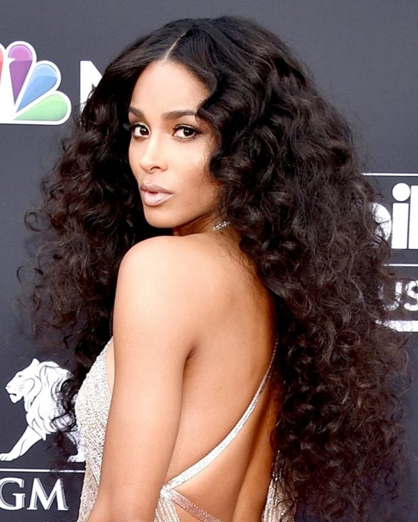 Ciara- Deep Curl- Custom Celebrity Lace Wig