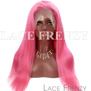 Straight Colorful - Virgin Human Hair - Full Lace Wig