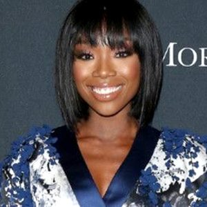 Brandy Straight Bob Style With Handtied Bang Custom Celebrity Lace Wig