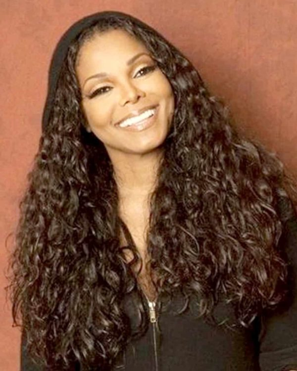 Janet Jackson - Water Wavy - Custom Celebrity Lace Wig