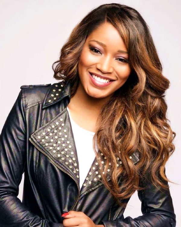 KeKe Palmer - Body Wave w/Highlights - Celebrity Custom Lace Wig