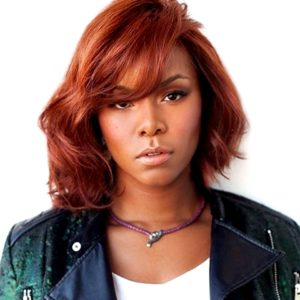 Latoya Luckett Hand-tied Bang Bob Cut - Custom Celebrity Lace Wig