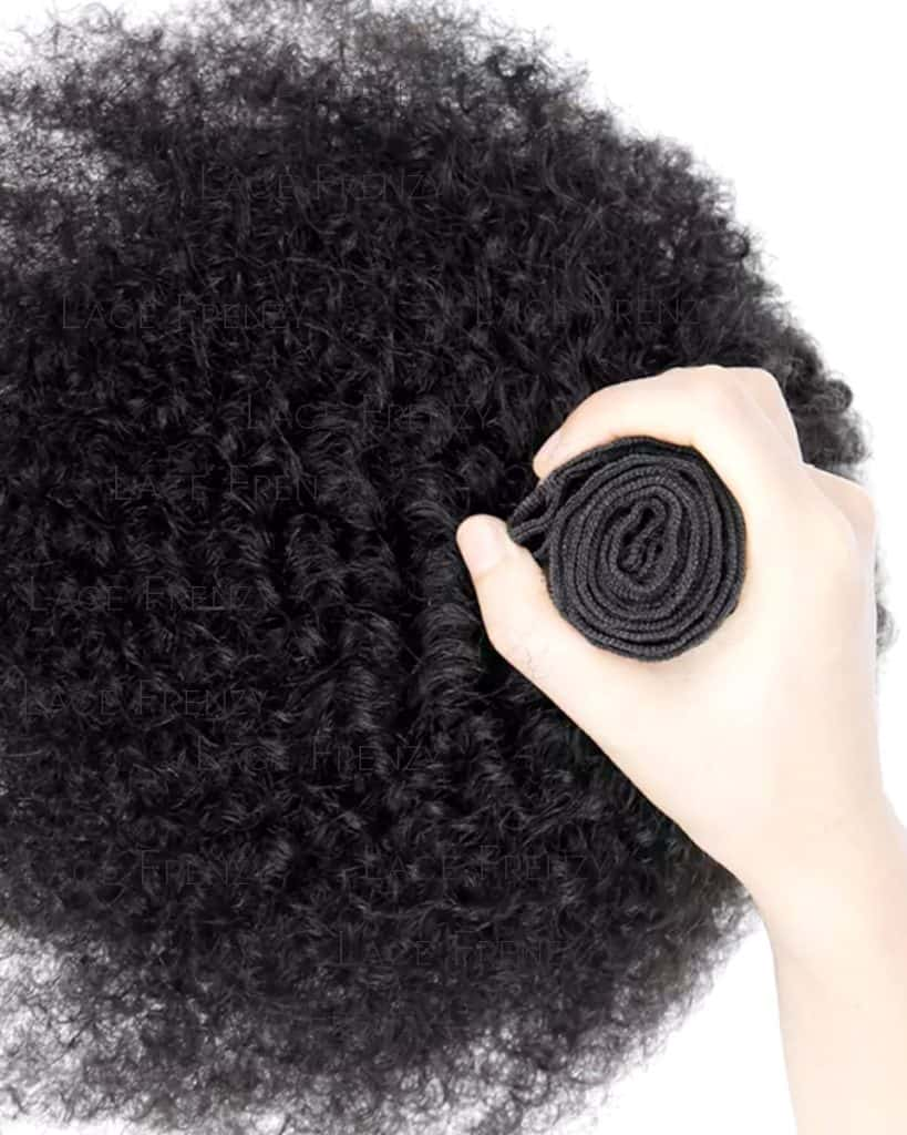 How To Best Care For Afro Hair Weave