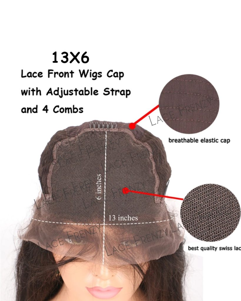 Benefits of Wearing The Enhanced 13x6 Lace Front Wig