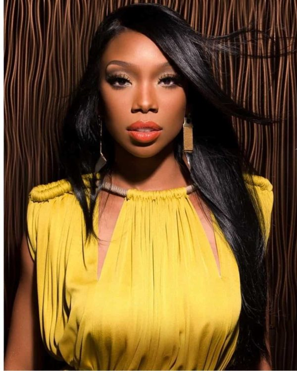 Brandy Straight Layered Custom Celebrity Lace Wig