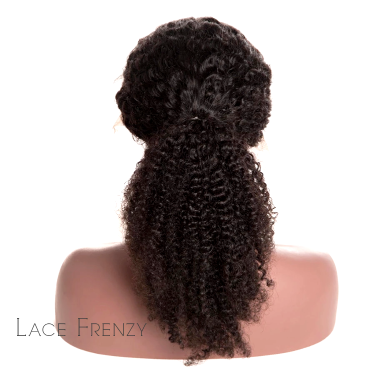 Why Most Gravitate To Curly Hair Texture Lace Wigs?