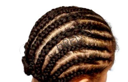 Best Braiding Pattern For Wearing 360 Frontal Wigs