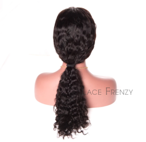 Restyling Options In Full Lace Wigs