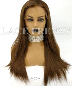 Sauvignon 22 Inches Straight Lace Front Wig