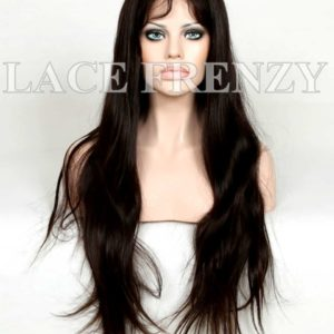 Jaylah Straight Malaysian Virgin Hair Full Lace Wig