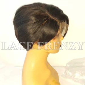 Katelynn Pixie Cut Virgin Human Hair Full Lace Wig